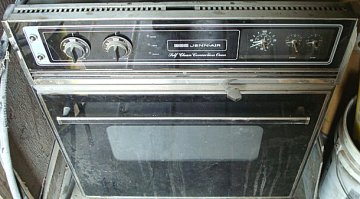 Jen Air Built in Electric Stove